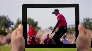 PGA TOUR LIVE TV Spot, 'Golf Channel: It's Back' - 102 commercial airings