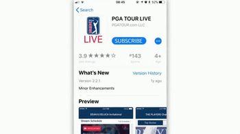 PGA TOUR LIVE TV Spot, 'Golf Channel: It's Back' - Thumbnail 5