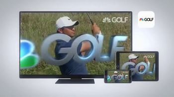 PGA TOUR LIVE TV Spot, 'Golf Channel: It's Back' - Thumbnail 8