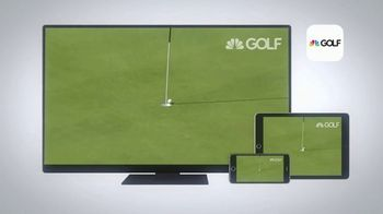 PGA TOUR LIVE TV Spot, 'Golf Channel: It's Back' - Thumbnail 9