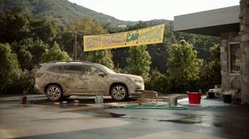 Subaru Ascent TV Spot, \'Dog Tested: Car Wash\' [T1]