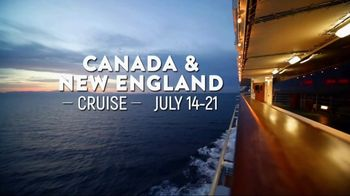 Turning Point 2018 Canada & New England Cruise TV Spot, 'Reconnect'