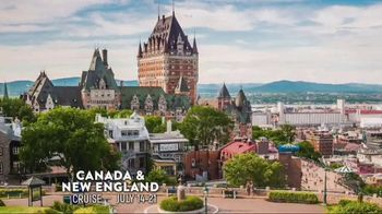 Turning Point 2018 Canada & New England Cruise TV Spot, 'Reconnect' - 34 commercial airings