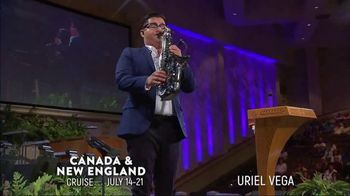 Turning Point 2018 Canada & New England Cruise TV Spot, 'Reconnect' - Thumbnail 5