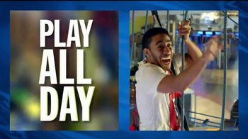 Main Event Entertainment TV Spot, '$7 Per Activity: Play All Day is Here!' - Thumbnail 6