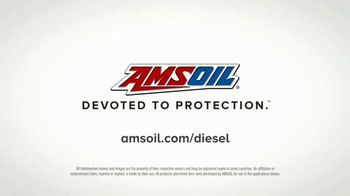 Amsoil Signature Series Diesel Oil TV Spot, 'Devoted to Diesel Protection' - Thumbnail 8