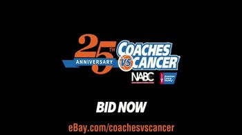 Coaches vs. Cancer TV Spot, 'Suits and Sneakers' Feat. Jay Wright - Thumbnail 10