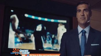 Coaches vs. Cancer TV Spot, 'Suits and Sneakers' Feat. Jay Wright - 92 commercial airings