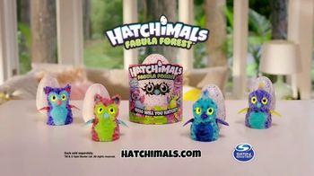 Hatchimals Fabula Forest TV Spot, 'Tigrette and Puffatoo' - Thumbnail 10