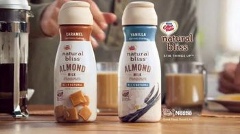 Coffee-Mate Natural Bliss Almond Milk Creamer TV Spot, 'New' - Thumbnail 10