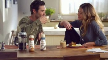 Coffee-Mate Natural Bliss Almond Milk Creamer TV Spot, 'New'