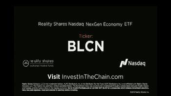 Reality Shares Nasdaq NexGen Economy ETF TV Spot, 'Ticker: BLCN' - Thumbnail 5