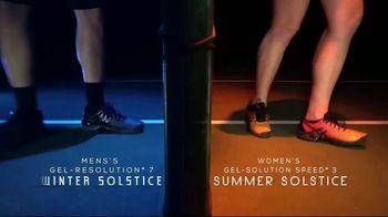 ASICS TV Spot, 'Summer and Winter' - Thumbnail 1