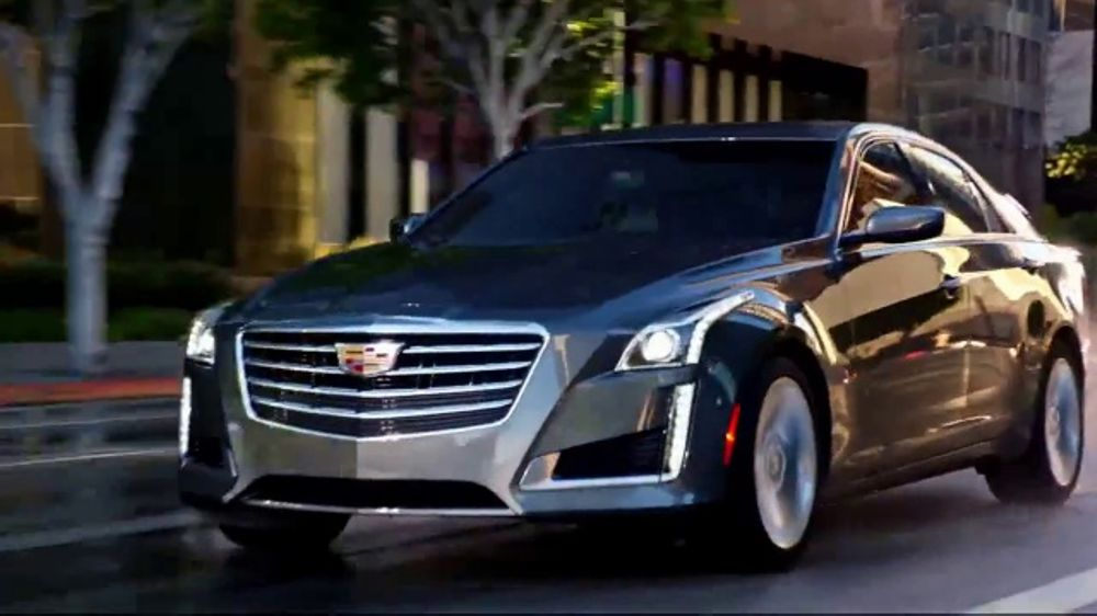 2018 Cadillac Cts Tv Commercial Intelligent T2 Ispot Tv