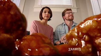 Zaxby's Spicy Honey BBQ Boneless Wings Meal TV Spot, 'Appetite' - 58 commercial airings