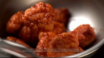 Zaxby's Spicy Honey BBQ Boneless Wings Meal TV Spot, 'Appetite' - Thumbnail 8