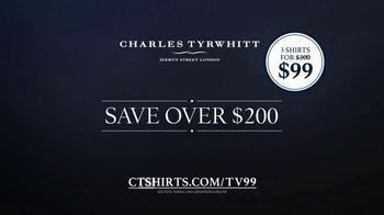 Charles Tyrwhitt TV Spot, 'Proper Shirts' - Thumbnail 9