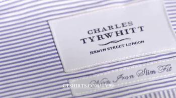 Charles Tyrwhitt TV Spot, 'Proper Shirts' - Thumbnail 2