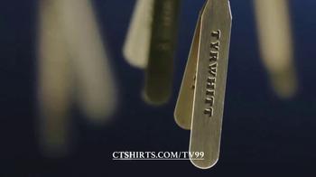 Charles Tyrwhitt TV Spot, 'Proper Shirts' - Thumbnail 3