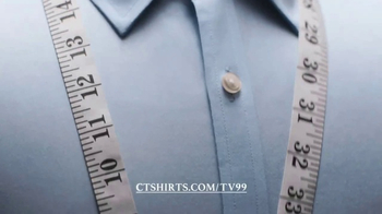 Charles Tyrwhitt TV Spot, 'Proper Shirts' - Thumbnail 4
