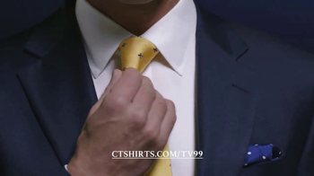 Charles Tyrwhitt TV Spot, 'Proper Shirts' - Thumbnail 5