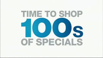 Macy's TV Spot, 'Hundreds of Specials' - Thumbnail 1