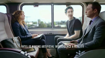 Intel TV Spot, 'The Future of Artificial Intelligence' Feat. Jim Parsons - 3720 commercial airings