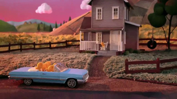 Goldfish Baked Cheddar TV Spot, 'Goldfish in the Car' [Spanish] - Thumbnail 9