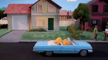 Goldfish Baked Cheddar TV Spot, 'Goldfish in the Car' [Spanish] - Thumbnail 3