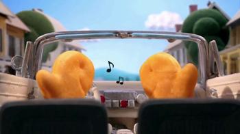 Goldfish Baked Cheddar TV Spot, 'Goldfish in the Car' [Spanish] - Thumbnail 4
