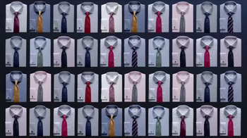 Charles Tyrwhitt Proper Shirts TV Spot, 'British Design'