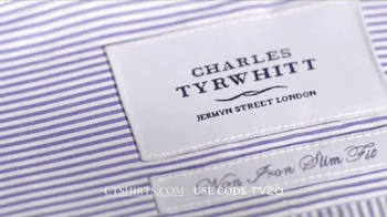 Charles Tyrwhitt Proper Shirts TV Spot, 'British Design' - Thumbnail 2