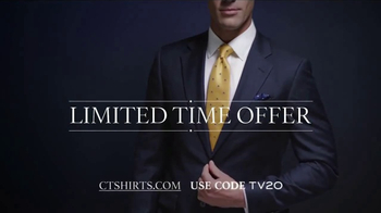 Charles Tyrwhitt Proper Shirts TV Spot, 'British Design' - Thumbnail 8