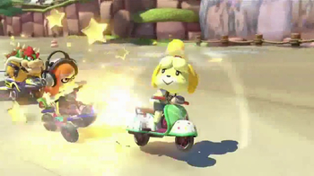 Mario Kart 8 Deluxe TV Spot, 'Souped-Up' - 762 commercial airings