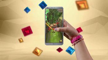 LG Mobile TV Spot, 'Dynamic: Sprint Offer' Song by Etta James