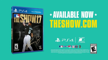 MLB The Show 17 TV Spot, 'The Show Show' Featuring Anthony Rizzo - Thumbnail 10