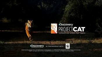Discovery Communications TV Spot, 'Project C.A.T.' - Thumbnail 8