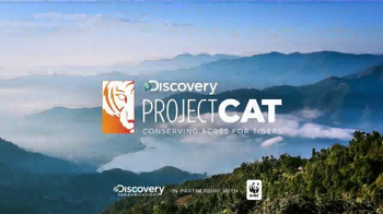 Discovery Communications TV Spot, 'Project C.A.T.' - Thumbnail 4