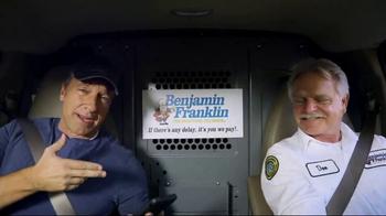 Benjamin Franklin Plumbing TV Spot, 'Dispatcher' Featuring Mike Rowe