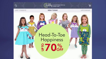 Zulily TV Spot, 'ZuWorld Kids: Discover' - Thumbnail 1