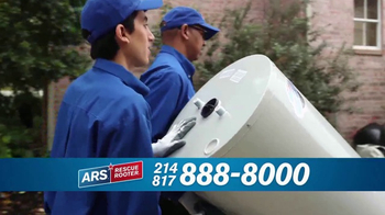 ARS Rescue Rooter Water Heater Special TV Spot, 'Installations' - Thumbnail 3