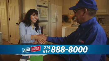 ARS Rescue Rooter Water Heater Special TV Spot, 'Installations' - Thumbnail 7
