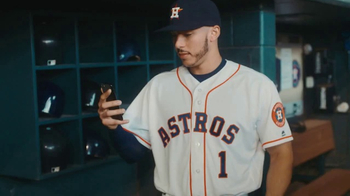 MLB.com At Bat TV Spot, 'Fast Hands' Featuring Carlos Correa - 11 commercial airings