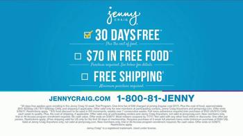 Jenny Craig TV Spot, 'Don't Diet Alone' - Thumbnail 9