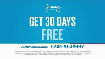 Jenny Craig TV Spot, 'Don't Diet Alone' - Thumbnail 4