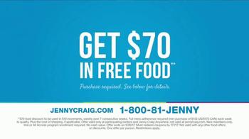 Jenny Craig TV Spot, 'Don't Diet Alone' - Thumbnail 5