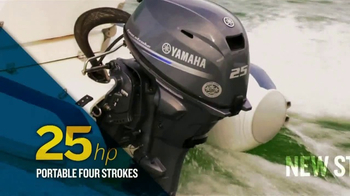 Yamaha F25 TV Spot, 'The New Standard' - Thumbnail 3