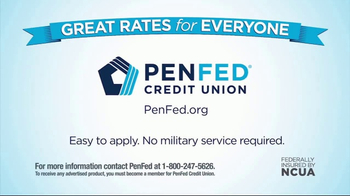 PenFed Power Cash Rewards VISA Card TV Spot, 'Everything' - Thumbnail 9