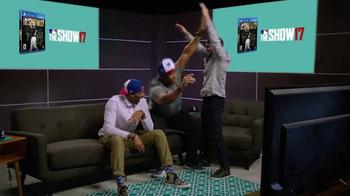MLB The Show 17 TV Spot, 'The Show Show' Featuring Ken Griffey Jr. - Thumbnail 8