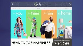 Zulily TV Spot, 'Spring Women's'